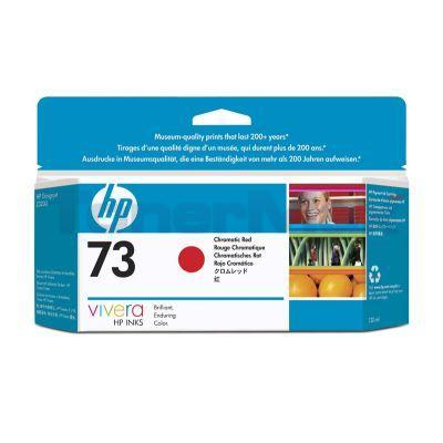 HP 73 INK CARTRIDGE CHROMATIC RED 130ML